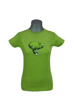 1d1ae48734a7 kool kiwi women s t-shirt by Global Culture New Zealand T Shirt