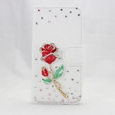 piaopiao fashion 3d bling leather wallet card flip Case Cover Skin For Samsung Galaxy S Blaze 4G T769 (rose red) piaopiao http://www.amazon.com/dp/B00MS317A4/ref=cm_sw_r_pi_dp_fJ3Fvb1S10W29