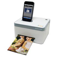 portable iphone photo printer. brilliant!