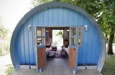 Backyard she-sheds