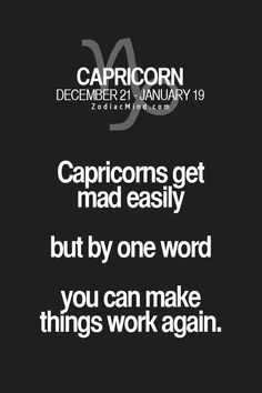 Zodiac Mind - Your source for Zodiac Facts Capricorn Girl, Capricorn Facts, Capricorn Quotes, Zodiac Signs Capricorn, Zodiac Mind, Zodiac Love, Zodiac Sign Facts, My Zodiac Sign, Zodiac Quotes