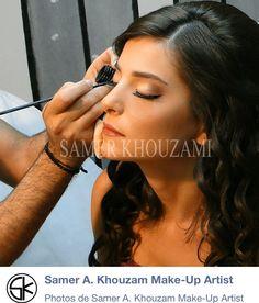 Make Up by samer khouzami