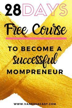 This FREE course will help you learn and train the skills you will need to become a successful business owner. The recipe: One email a day, for 28 Days! Work From Home Moms, Make Money From Home, How To Make Money, How To Become, What Is Your Goal, Be Your Own Boss, Business Tips, Online Business, Process Of Change