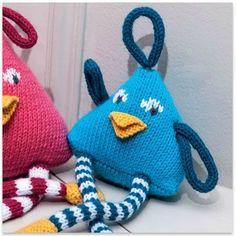 modele doudou tricot facile gratuit
