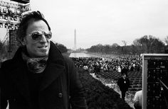 The bond between Bruce and his fans is an unbreakable one. There is a sense of connectivity that few artists ever achieve throughout their careers. - Watch The Trailer For The New Bruce Springsteen Documentary ...