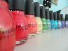 My Sinful Colors collection ♥