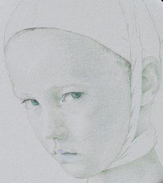 Salustiano Garcia Cruz - Contemporary Artist - Spain - White Serie