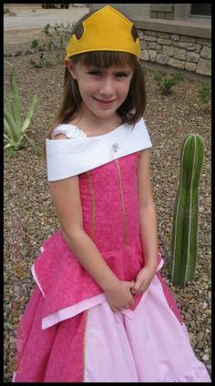Custom princess dress from Katydid Creations