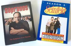 Seinfeld Season 3 And The Sopranos First Season COMPLETE (NEW/SEALED)  | eBay