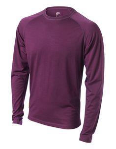 ac01fe44 FINDRA Arran Merino-Lite Enduro Long Sleeve Top | Men's Tops | FINDRA  Clothing