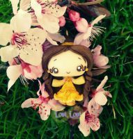 Belle kawaii by Lovi Lovi Creations by LoviLoviCreations