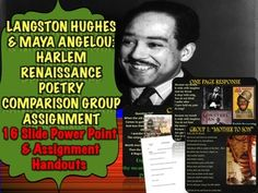 maya angelou and langston hughes pillars society Maya angelou and langston hughes, pillars of society 1007 words | 5 pages instead heroes and leaders who showed the world that race wasn 't what made you but whom you are instead.