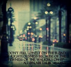 Don't feel lonely