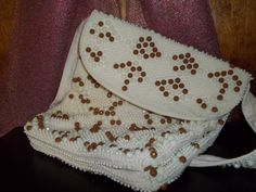 Late 50s to early 60s Coffee and Cream by MereZeDotesVintage, $20.00