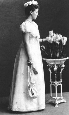 Tsaritsa Alexandra of Russia