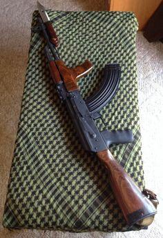 Ak 47, Rifles, Kalashnikov Rifle, Cool Guns, Awesome Guns, Battle Rifle, Custom Guns, Military Guns, Assault Rifle
