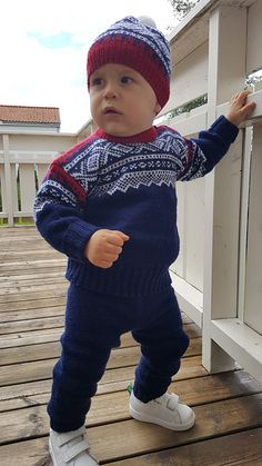 1 Marius-genser i Sisu Ant, Sewing Crafts, Winter Hats, Beanie, People, Pattern, Fashion, Moda, Fashion Styles