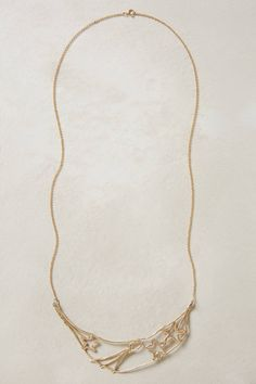 Beveled Midnight Necklace - anthropologie.com