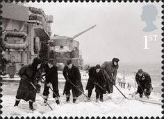 Royal Mail Special Stamps | Merchant Navy