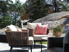 OSLOFJORDEN — DIVINE DESIGN OSLO Oslo, Fjord, Outdoor Furniture Sets, Outdoor Decor, Design, Home Decor, Decoration Home, Room Decor
