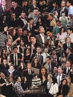 Imagem de how i met your mother, himym, and robin How I Met Your Mother, Series Movies, Movies And Tv Shows, Ted And Robin, Prime Movies, Thriller, Ted Mosby, Netflix, Friends Moments