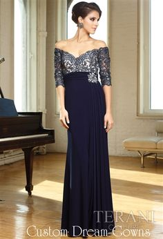 Terani Couture - Evening Dresses, 2013 Prom Dresses, Homecoming Dresses, Mother of the Bride Mother Of The Bride Dresses Long, Mothers Dresses, Mother Bride, Bride Groom Dress, Bride Gowns, Homecoming Dresses, Bridesmaid Dresses, Terani Couture, Mom Dress