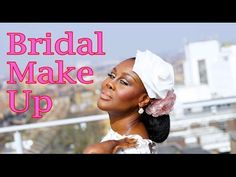 Bridal Wedding Make-up Tutorial + Lots of Tips & Tricks - http://47beauty.com/bridal-wedding-make-up-tutorial-lots-of-tips-tricks/ 				   THE SPRING BRIDE  Something Old, Something New, Something Borrowed, And something Blue!  I'm soooooo excited about this week's episode b'cos Bridal season and Spring is upon us! ……. &y beauty tutorial is a fresh look at bridal make-up with a twist! Yes, my loves, you peeped it! The something BLUE is t