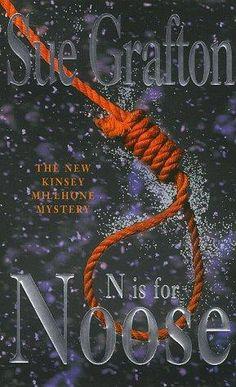 N Is for Noose  (Kinsey Millhone, Bk 14) by Sue Grafton