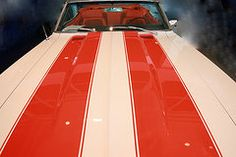 Featured Art - 1968 Chevrolet Camaro Indy 500 Pace Car  by Allen Beatty