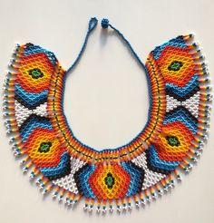 Necklace from Sibundoy, Putumayo (Colombia)