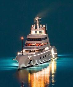 Big Yachts, Super Yachts, Luxury Yachts, Motorcross Bike, Yacht Boat, Yacht Design, Speed Boats, Jet Ski, Motor Boats