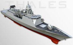 De Zeven Provincien Class Guided Missile Frigate - Luchtverdedigings- en Commando Fregat - Royal Netherlands Navy