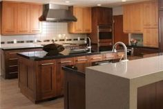 Transform your kitchen into a beautiful living space with new counter- tops. Choose from granite, marble, slate, or even quartz, from a premier countertop company in Utah. Quartz Countertops, Kitchen Countertops, Layton Utah, Living Spaces, West Jordan, Remodeling, Design, Home Decor, Rock