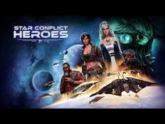Star Conflict Heroes android game first look gameplay español