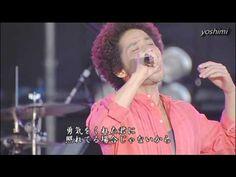 ▶ LA・LA・LA LOVE SONG - 久保田利伸 with Bank Band LIVE - YouTube. Toshinobu Kubota ( Japan )