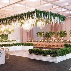 When it comes to decorating a venue draping can make all the difference. - Instagram - wedluxe