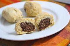 Brownie Stuffed Cookies (Vegan/Gluten Free/Grain Free/Paleo/Low Carb)