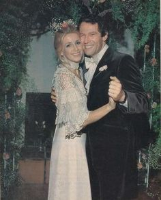 Actress Suzanne Somers and Alan Hamel have been married since 1977.