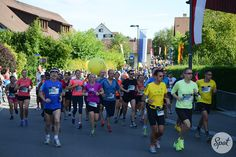 The Greifenseelauf is an annual road running event in the Swiss Canton of Zurich, that was established in 1980 and takes place in the middle of September. From 1980 to 1985 the course ran over a distance of 19 km, from 1986 to 1991 over 19.5 km. Ever since 1992 the distance of the course has been that of a half marathon #swissspots #zurichspots Road Running, Zurich, Marathon, Switzerland, Special Events, Distance, September, Middle, Life