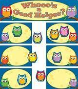 25 Flexible, Fun, and Free Classroom Classroom Organisation, Classroom Displays, Classroom Themes, Owl Job Chart, Student Birthdays, Birthday Charts, Whimsical Owl, Classroom Bulletin Boards, Classroom Community
