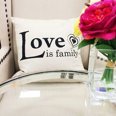 Love is Family! @marshalls #fabfound #florals #homedecor #happyplace #interiordesign #Carlsbad #loveis #beinspired