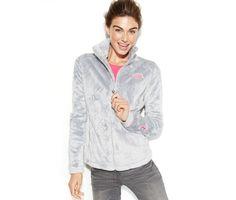 The North Face Pink Ribbon Osito 2 Fleece Jacket