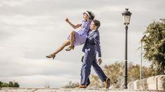 Swing en Madrid: aprende y disfruta con el baile de moda