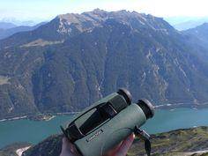 "EL 32 SWAROVISION - ""Seebergspitze 2085m, Tyrol"" @SWAROVSKI OPTIK Hiking Tours, Binoculars, Swarovski, In This Moment, Day"