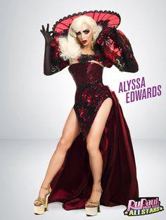 Alyssa Edwards, RPAS, RuPauls Drag Race All Stars                                                                                                                                                                                 More
