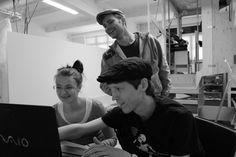 Meri, Ilkka and Jyri. Student, In This Moment, Design, Design Comics