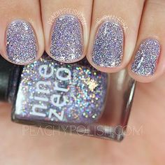 Nine Zero Lacquer: The Accent Glitters Collection + July 2016 POTM + Flakie All The Things!! Swatches & Review