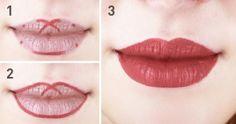 15хитростей, которые сделают любые губы соблазнительными