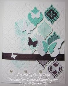 Becky High CASE of a sample from p163 of the 2014-15 Annual Catalog.  stampin up, cards  Details at www.toocoolstamping.com