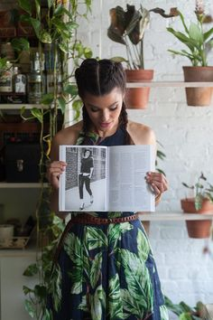 Summer Rayne Oakes, a model, an eco-activist and an avid gardener, shares her beauty secrets, including the best all-natural deodorant.